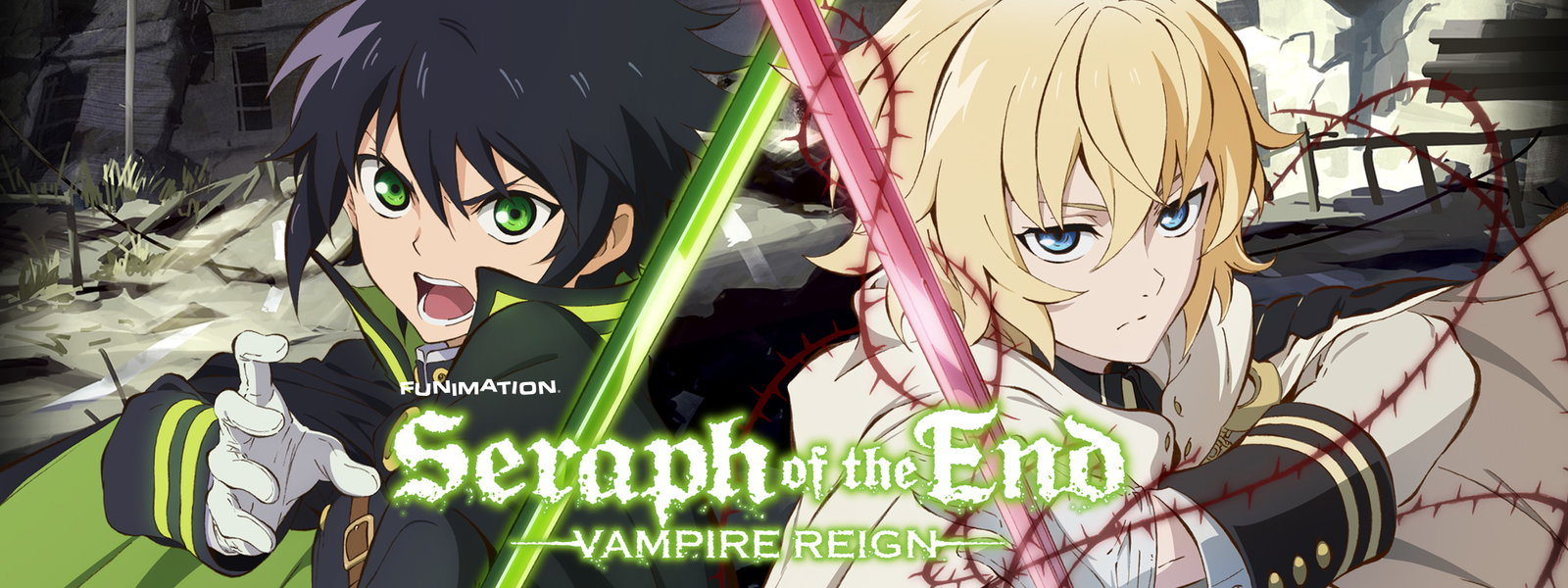 blu ray set review seraph of the end the geekly grind