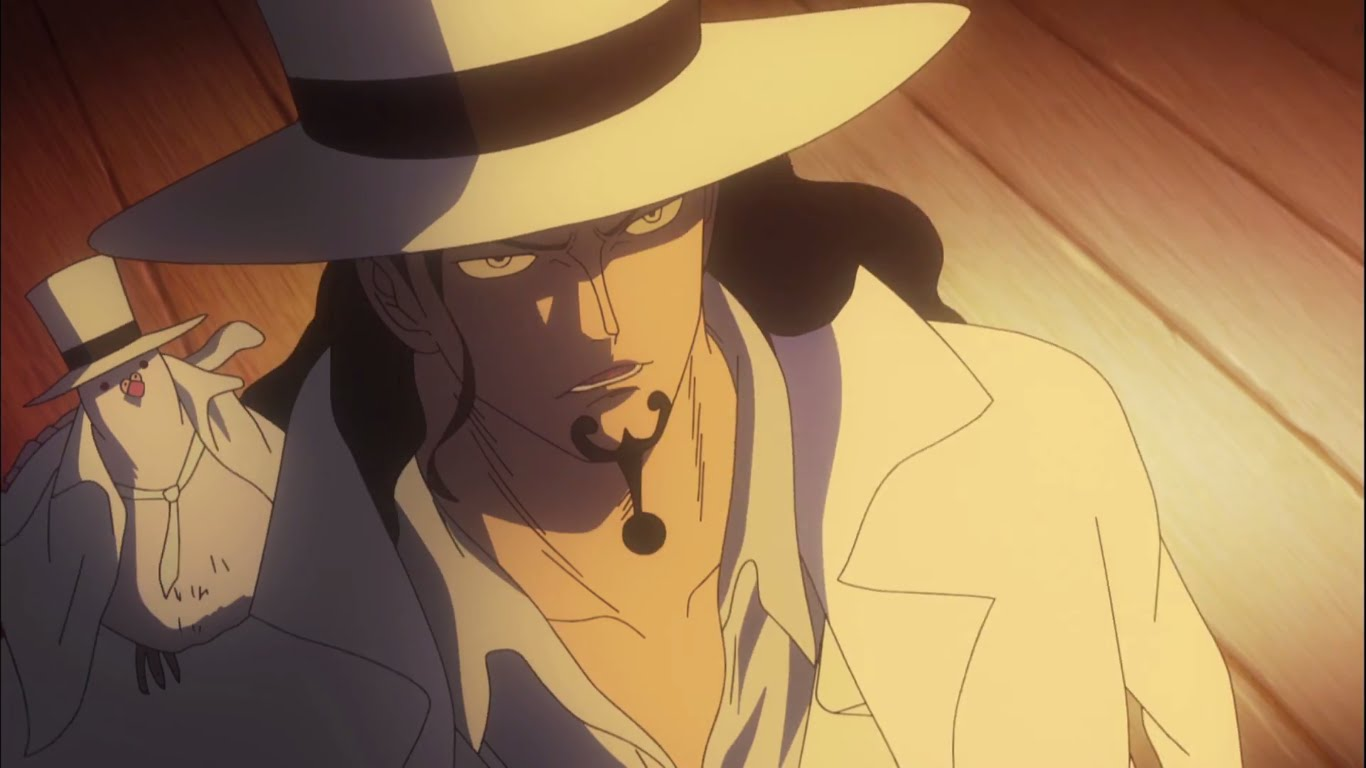 One Piece Film Gold Blu Ray Review The Geekly Grind
