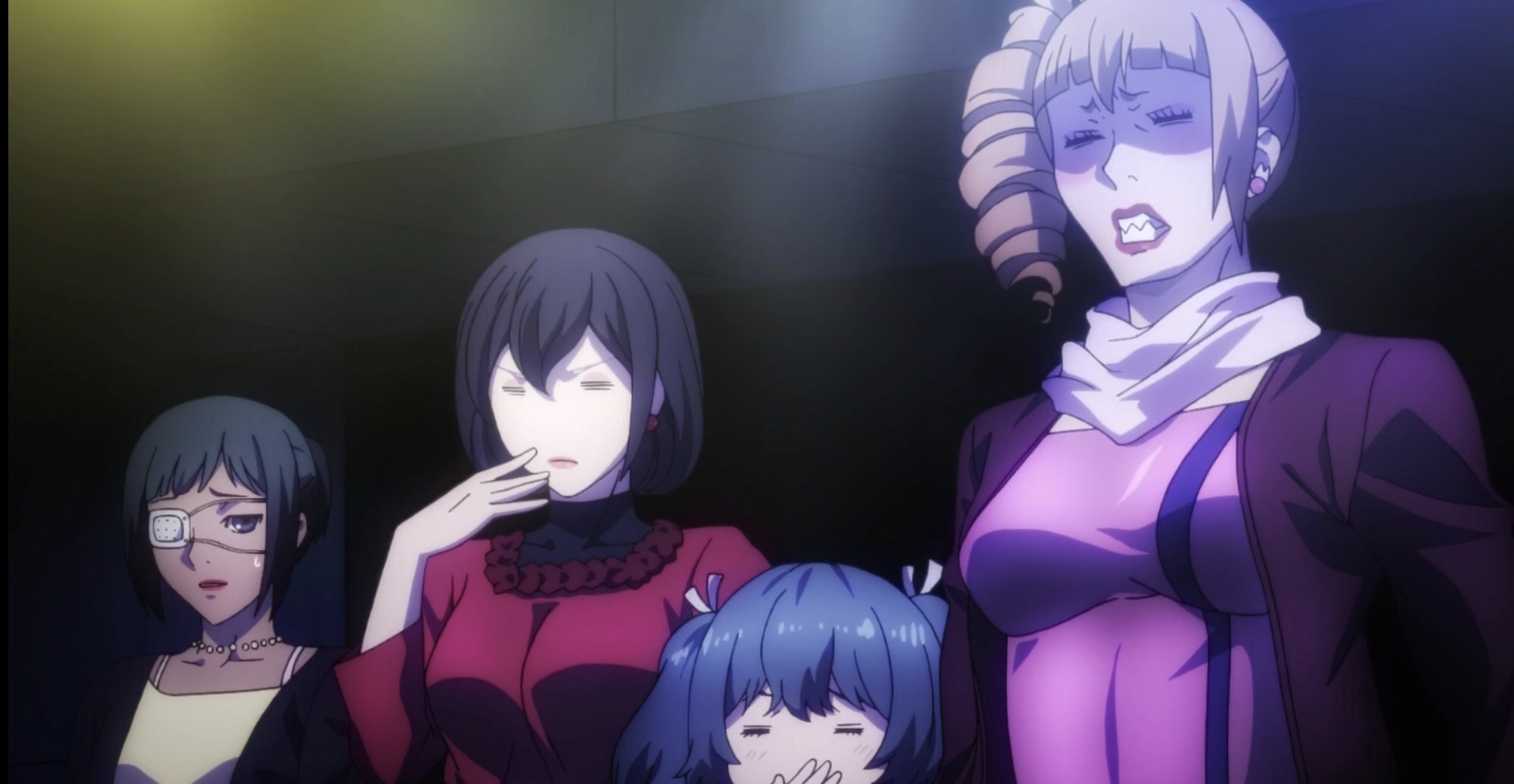 Tokyo Ghoul: re Episodes 1-3 (Review) - The Geekly Grind