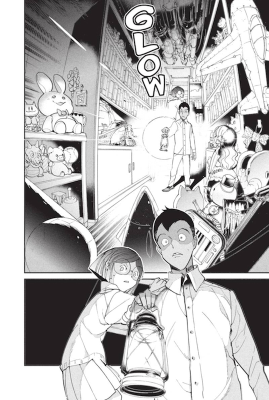 The Promised Neverland - Volume 3 (Review) - The Geekly Grind