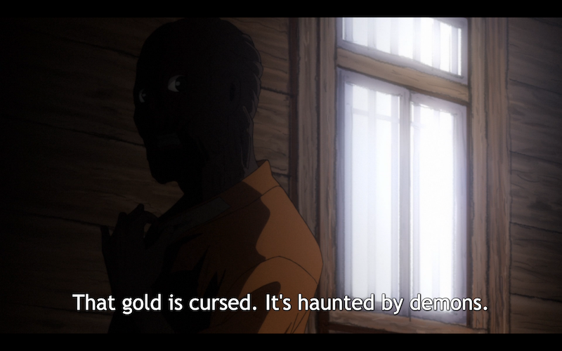 Golden Kamuy - Episodes 4-7 (Review) - The Geekly Grind