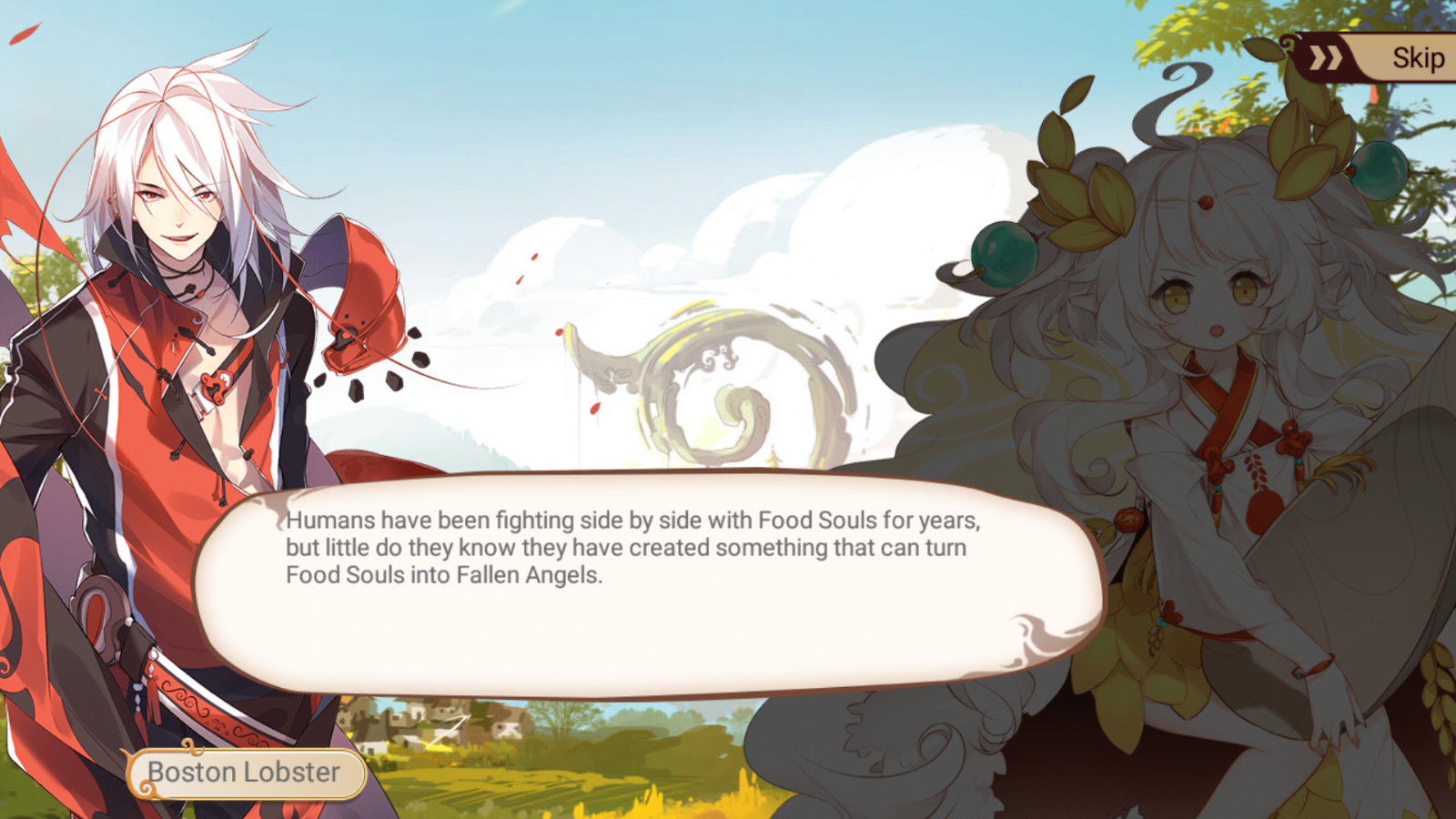 Food Fantasy Review The Geekly Grind