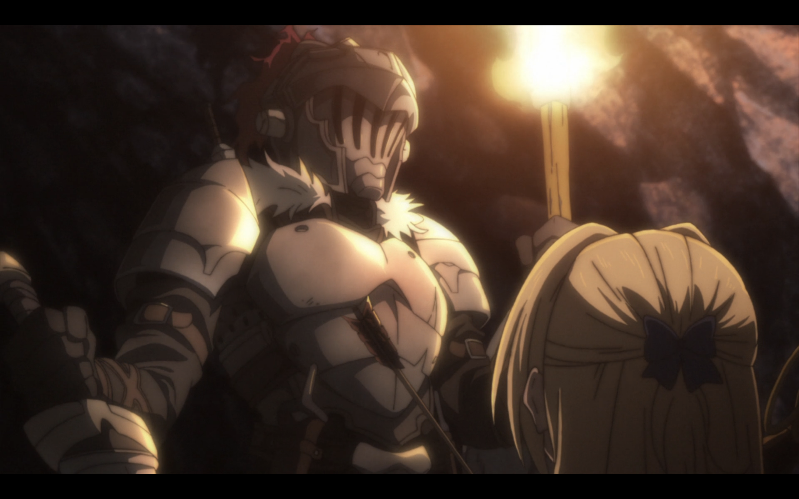 Goblin Slayer - Episode 1 (Review) - The Geekly Grind