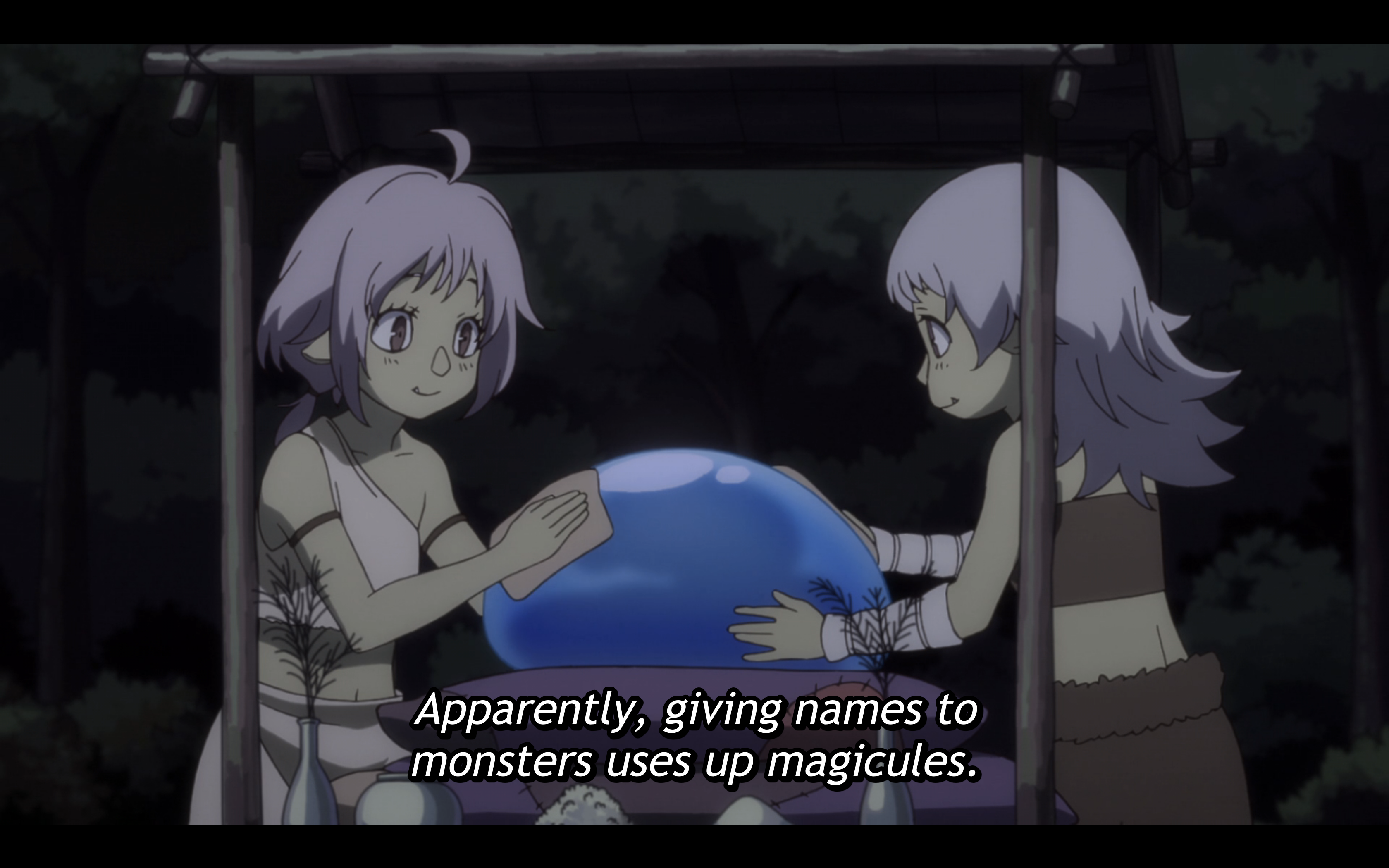 That Time I Got Reincarnated As A Slime - Episode 3 (Review