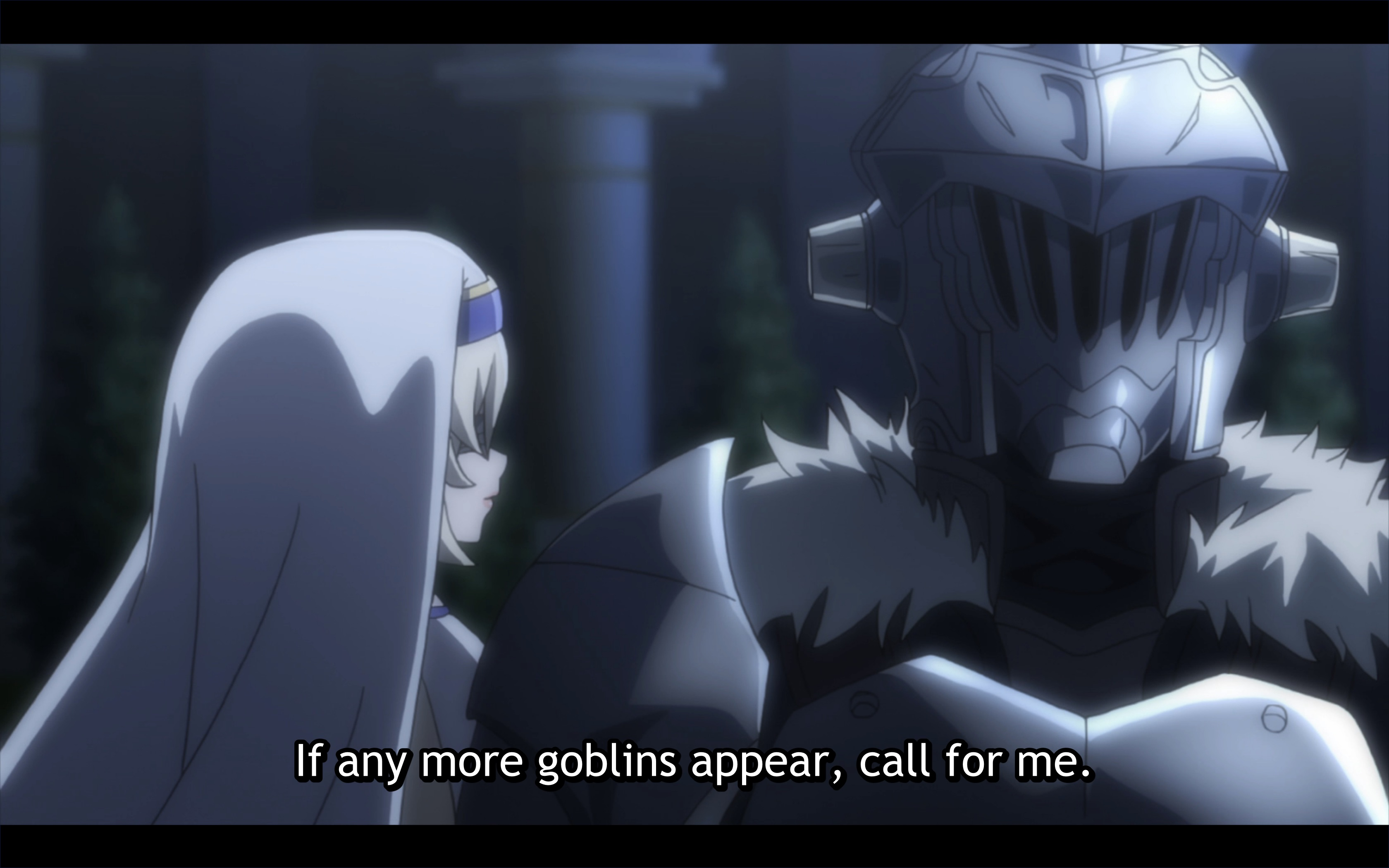 goblin slayer unmasked