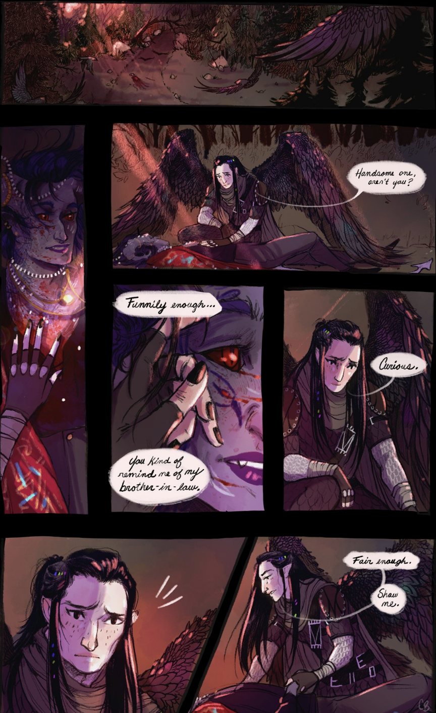 How They Want To Do This A Look At The Critical Role Fanart Phenomenon The Geekly Grind Critical role is an american web series in which a group of professional voice actors play dungeons & dragons. the geekly grind