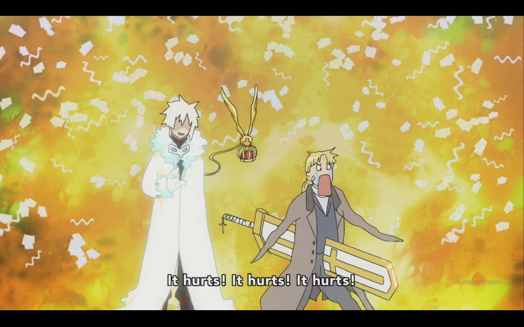 D Gray Man Hallow Episode 2 Review The Geekly Grind