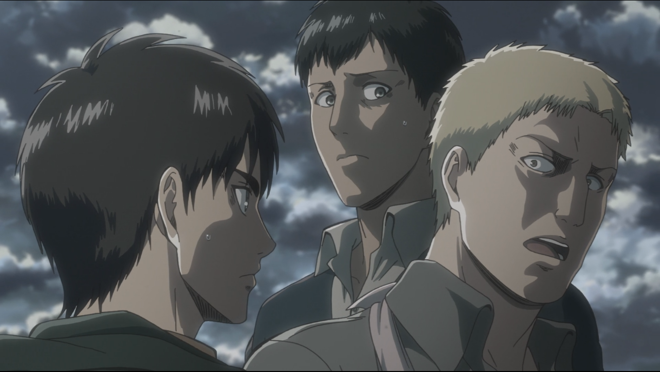 Attack on Titan: Episode 6 (Review) - The Geekly Grind