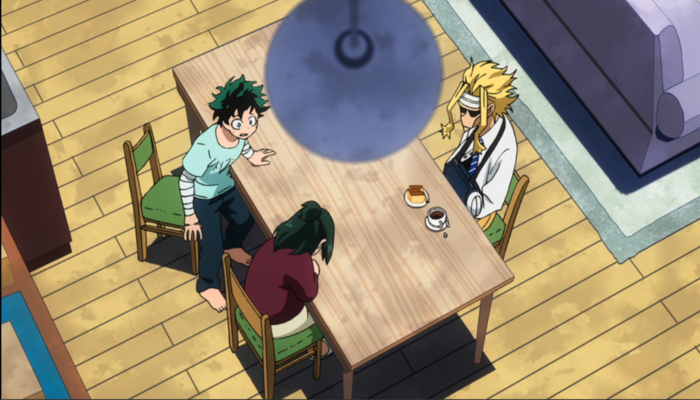 My Hero Academia – Episode 50 (Review) - The Geekly Grind